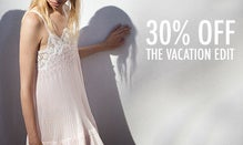 30% Off The Vacation Edit