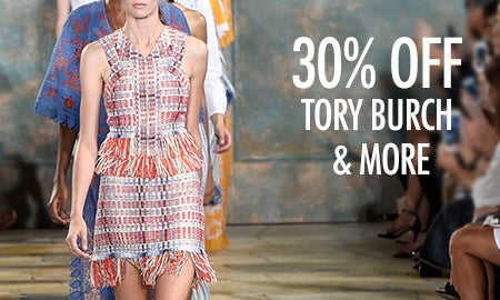 30% Off Tory Burch, Kate Spade & More