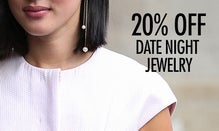 20% Off Date Night Jewelry
