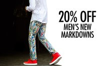 20% Off Men's New Markdowns