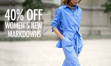 40% Off Women's New Markdowns