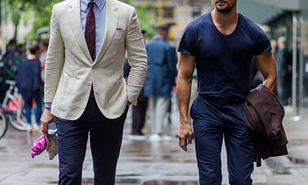 Creative Genius: Men's Workwear