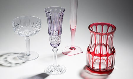 Crystal Clear: Shop Glassware For Summer Entertaining