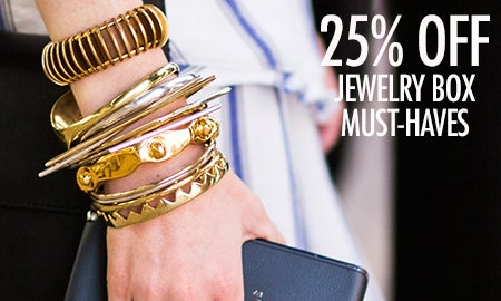 25% Off Fine Jewelry Must-Haves