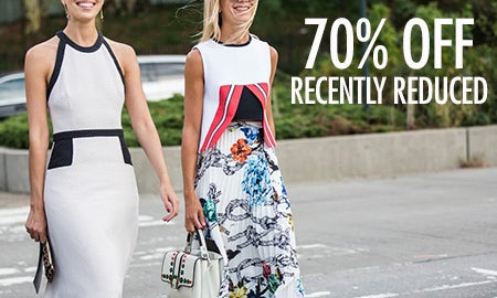 70% Off Recently Reduced