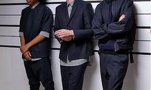 Clean Slate: Minimalist Menswear