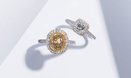 The Engagement Edit: 3 Diamond Shapes To Know