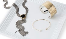 Metal Métier: Silver & Gold Jewelry Favorites