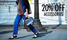 20% Off Just-In Accessories