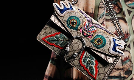 All In The Details: Fall's Must-Have Embroidery
