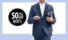 40% Off Men's