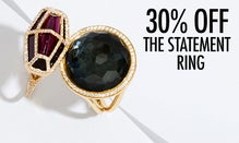 30% Off The Statement Ring