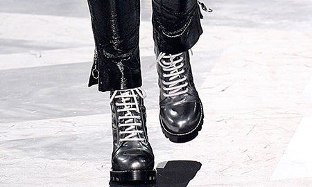 Your Go-To Shoe For Fall: The Combat Boot