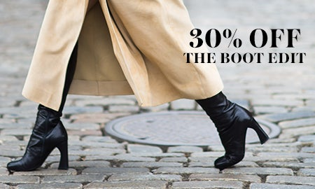 30% Off The Boot Edit