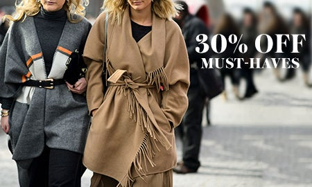 30% Off Fall Must-Haves