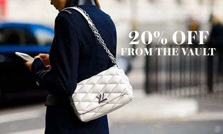 20% Off From The Vault