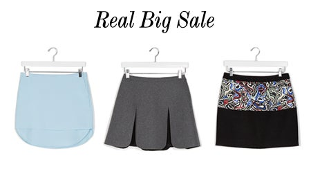 50% Off Skirts
