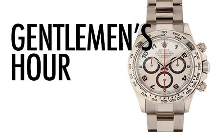 Gentlemen's Hour